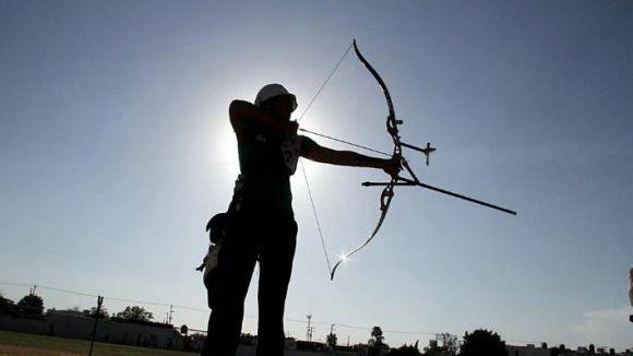El tir amb arc continua sumant practicants a la nostra ciutat / Font: Ramon Pujol