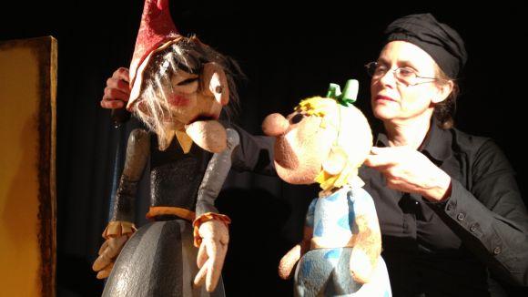 Hansel i Gretel es perden a Can Ninot