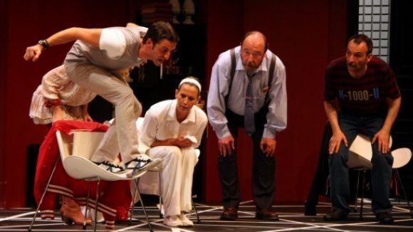 L'obra 'TOC TOC' s'afegeix a la programació de 2013 del Teatre-Auditori