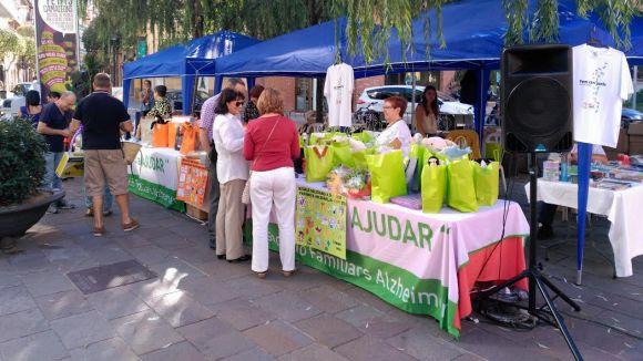 La Tómbola d'AFAV recapta prop de 4.000 euros contra l'Alzheimer