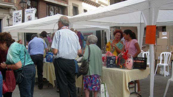 Les activitats del Dia Mundial de l'Alzheimer arriben als Jardins del Monestir amb una gimcana
