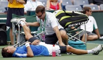Tommy Robredo abandona per lesió el torneig de Bastad