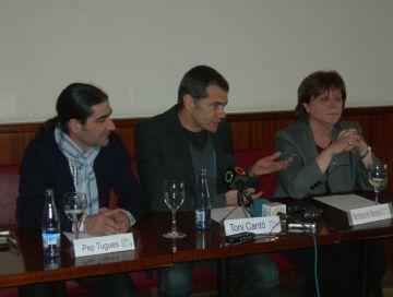 Toni Cantó: 'David Mamet és l'autor més políticament incorrecte'