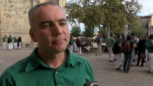 Toni Castanyer deixa el lideratge dels Gausacs per renovar el cap de colla