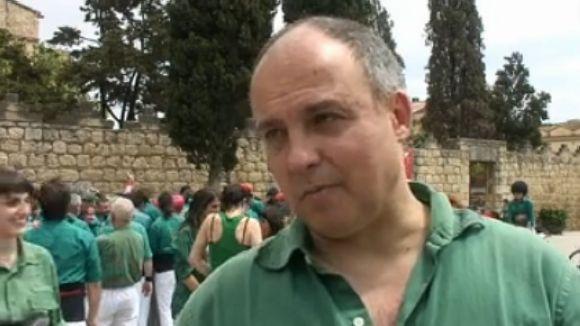 Toni Serra deixa la direcció tècnica dels Castellers de Sant Cugat