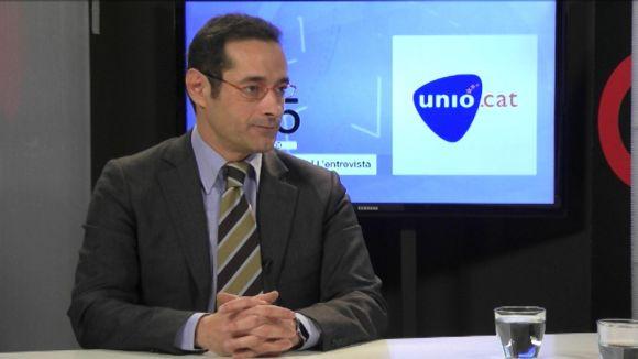 Picó (UDC): 'No es pot treballar per la independència si no et segueix tot el país'