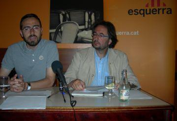 ERC suspèn l'últim curs polític de l'equip de govern tot i valorar la seva actitud dialogant