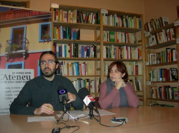 Els 'Joves Jubilats' de l'Ateneu faran ara les activitats teatrals amb la Unió