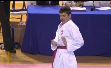 El karate omple el Pav 3 de la rambla del Celler