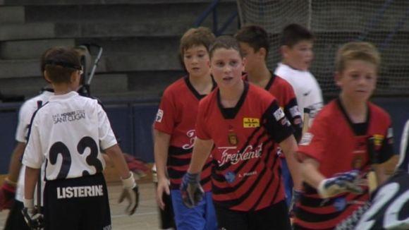 Esportivitat i companyerisme al 22è Ciutat de Sant Cugat d'hoquei patins