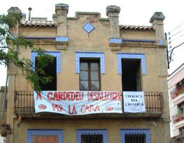 La Guitza se solidaritza amb els encausats pel cas de Torre Sivilla