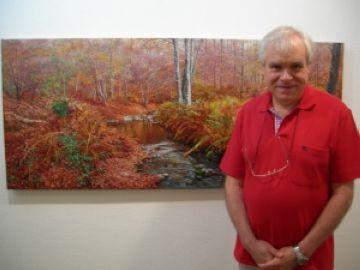 Els paisatges catalans segons Miquel Torrecilla s'exposen a la Sala Rusiñol