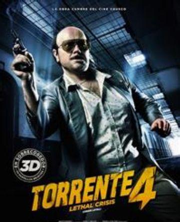 'Torrente 4: Lethal crisis', l'estrena de la setmana a Sant Cugat