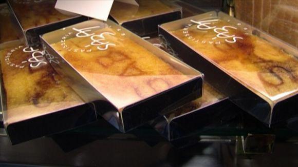 El torró de crema, el dolç estrella del Nadal a Sant Cugat