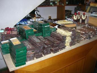 La venda de torrons disminueix lleugerament a Sant Cugat per la crisi