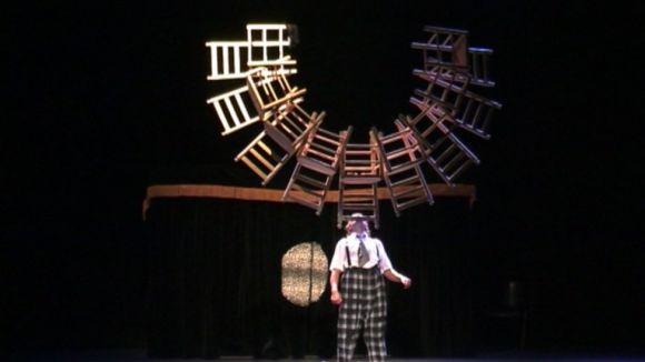 Tortell Poltrona desperta emocions a grans i petits al Teatre-Auditori