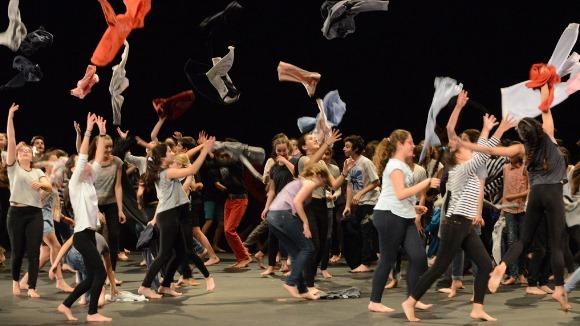 'Sant Cugat Balla': 'Tots dansen'
