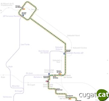 Suport unànime a la proposta d'un tramvia pel Vallès