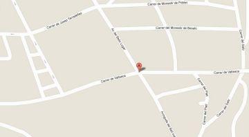 Google Maps també castellanitza el nomenclàtor de Sant Cugat