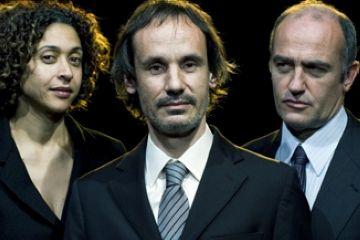 Pep Tugues: 'Els actors de 'Traïció' han de posar de la seva part, tot i que el Teatre-Auditori no sigui un espai fàcil'