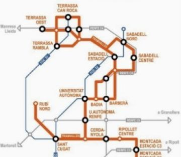 ICV demana que l'estudi del TramVallès inclogui tot el traçat de la línia comarcal