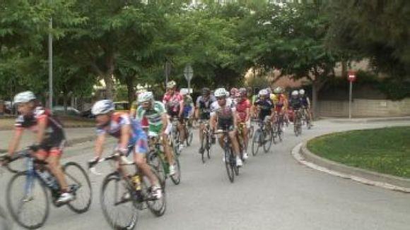 La 8a Marxa Cicloturista Transcollserola per Carretera aplega 200 ciclistes