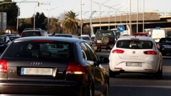 El pont de Tots Sants mobilitza prop de 460.000 vehicles