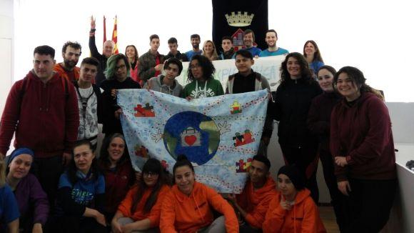 La ruta vol donar ales a la inclusió dels joves / Foto: Associació Transpirenaica Social Solidaria