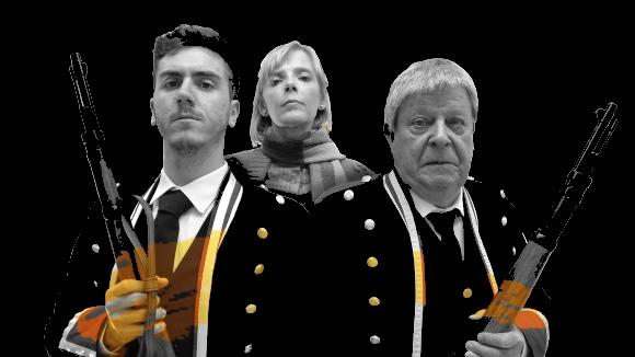 Teatre: 'El traspàs'