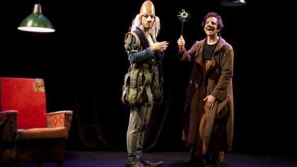 Guillem Albà presenta l'espectacle 'Trau' al Casal de Mira-sol