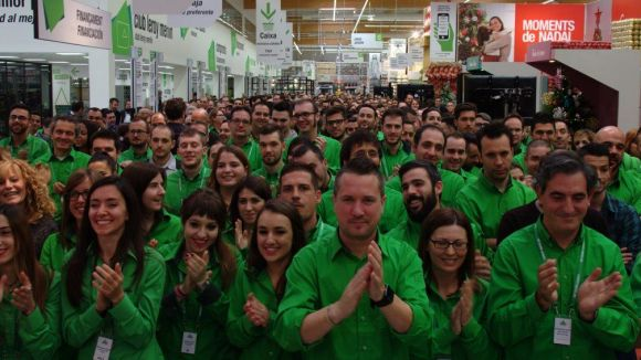 Leroy Merlin obre la botiga de Sant Cugat, la primera amb 'garden' incorporat
