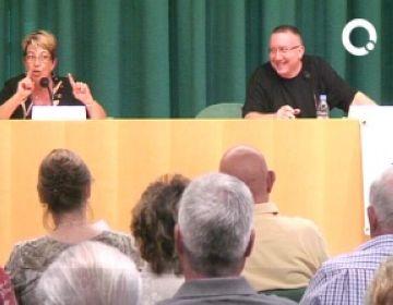 Matthew Tree tanca el cicle de conferències sobre immigració dels Amics de la Unesco