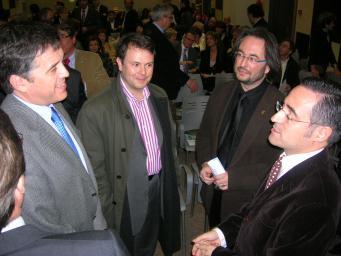 Recoder (CiU): 'Ramon Tremosa és un molt bon candidat per a les eleccions europees'