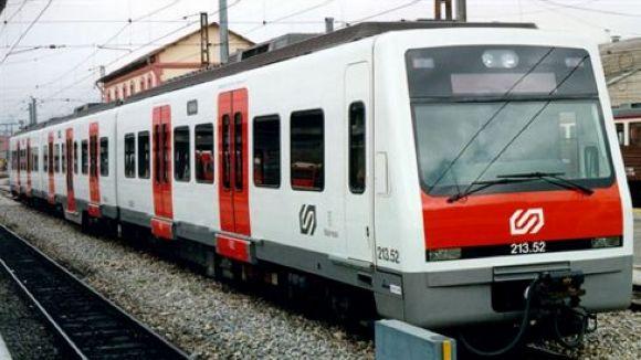 FGC subhastarà els trens antics