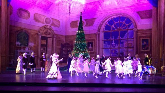 El Teatre-Auditori acull l'estrena europea d''El Trencanous' del Ballet Ruso de Barcelona