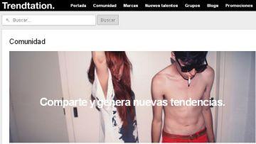 Trendtation, una xarxa social de moda instal·lada a la ciutat, supera ja els 20.000 usuaris registrats