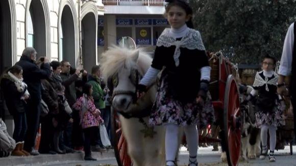 El 'NiTrad' escalfa motors per a la Rua de Sant Antoni