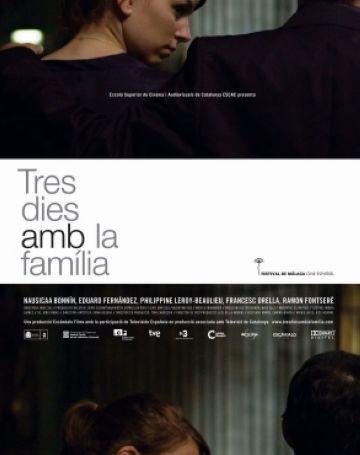 'Tres dies amb la família', de Mar Coll, avui al Cicle de Cinema d'Autor