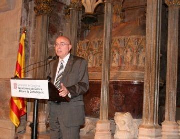 La Generalitat estudiarà les restes del rei Pere II a Sant Cugat