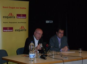ERC aposta per la participació ciutadana per trencar amb el model cultural 'd'aparador'