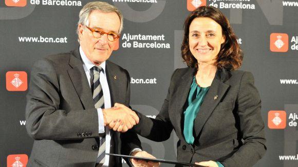 Sant Cugat i Barcelona dimensionen a àmbit mundial el model 'Smart City'