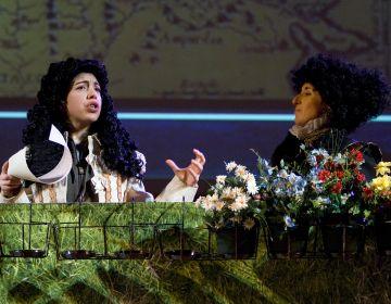 Víctor Alexandre estrena el musical 'Trifulkes de la KatalanaTribu' al Festival del Castell de Peralada