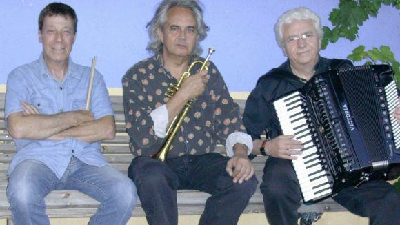 El Trio El Siglo, apunt musical del vermut d'aquest diumenge a El Siglo