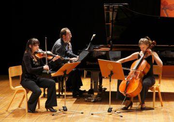 L'Obra Social d'Unnim porta el trio Metamorfosi al Conservatori Victòria dels Àngels
