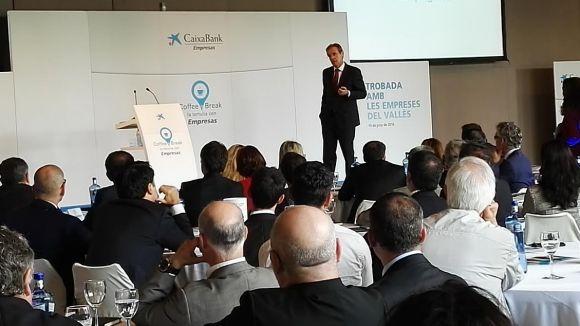 Uns 200 empresaris del Vallès es troben a Sant Cugat per parlar dels reptes de l'economia