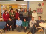 La Biblioteca ha acollit ja una trobada d'usuaris de bookcrossing de la comarca
