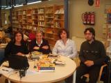 El punt oficial de Bookcrossing de la Biblioteca del Mil·lenari ha celebrat el seu primer aniversari