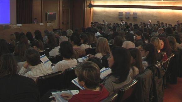 L'IDCsalud HGC reuneix 228 professionals per tractar el diagnòstic prenatal