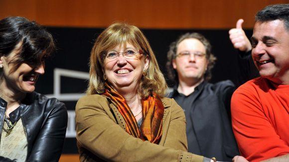 La consellera Rigau fa una crida a l'esforç dels joves