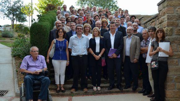 Front comú de les EMD davant la Llei de Governs Locals
